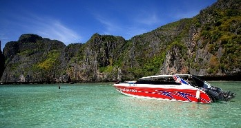 siamsmiletravel-sea kayak at hong island by speedboat